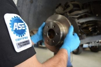 ASE Certified Brake Job Cleveland Ohio