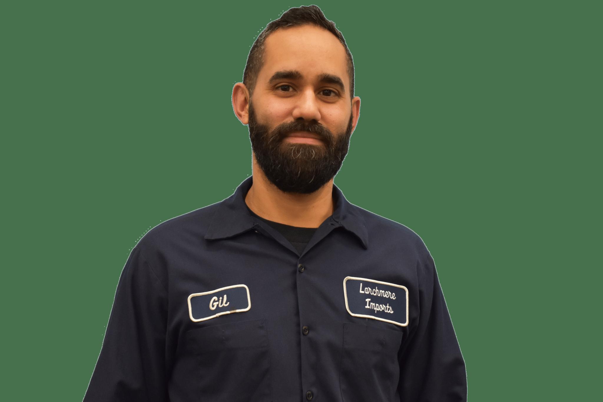 Gilbert Rivera Auto Repair Technician Larchmere Imports Cleveland