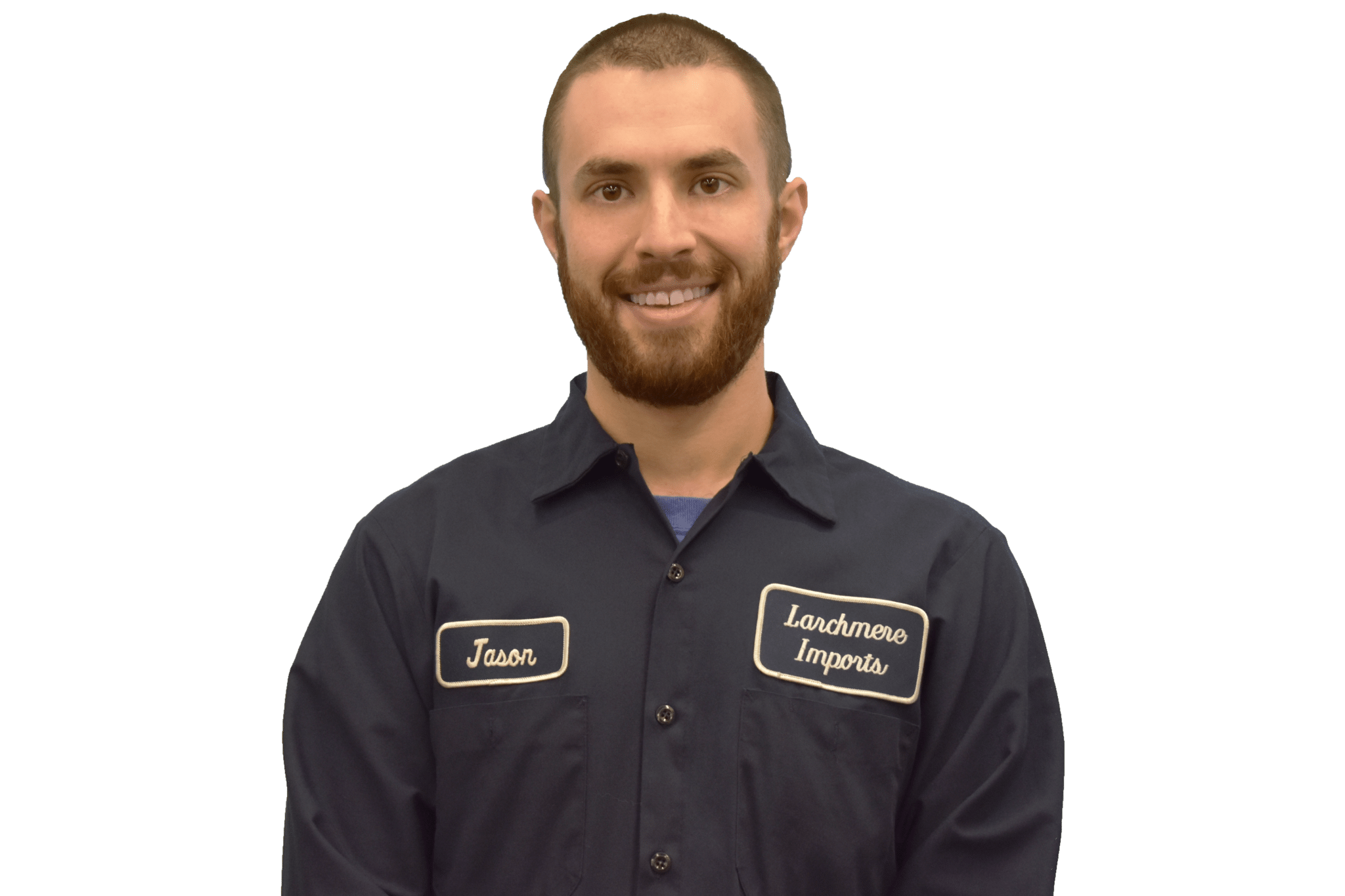 Jason Kiner Auto Repair Technician Larchmere Imports Cleveland