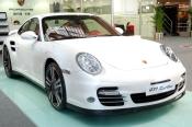 Parked Porsche