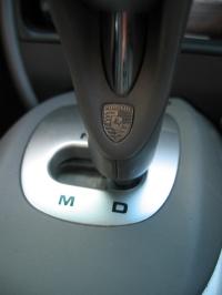Porsche gearshift